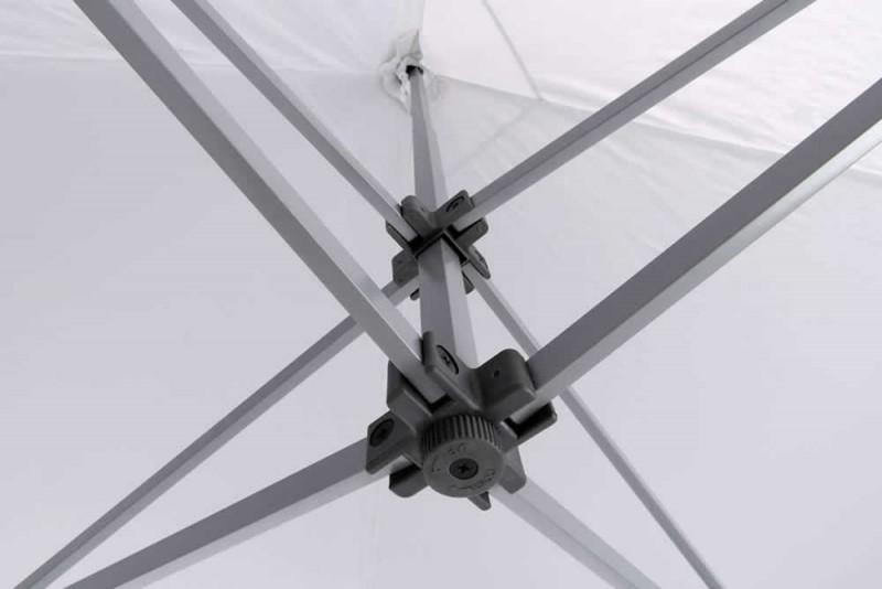 MVL-TENT® Steelero® Dachsystem mit verstellbarem Gibel
