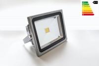 MVL LED Lampe 30W | Lichtfarbe: warm-weiß.