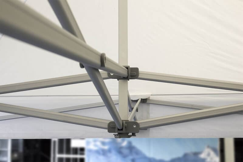 MVL-TENT® Profi Dach Faltsystem Serie 60 Octa