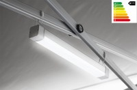 MVL Mobile LED-Lampe 8 W | Beleuchtung für Faltzelte