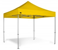 Steelero® Edelstahl Faltpavillon | 3x3 3x4,5