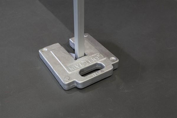 MVL-TENT® Faltzelt Gewichte 15 kg | Alle Serien