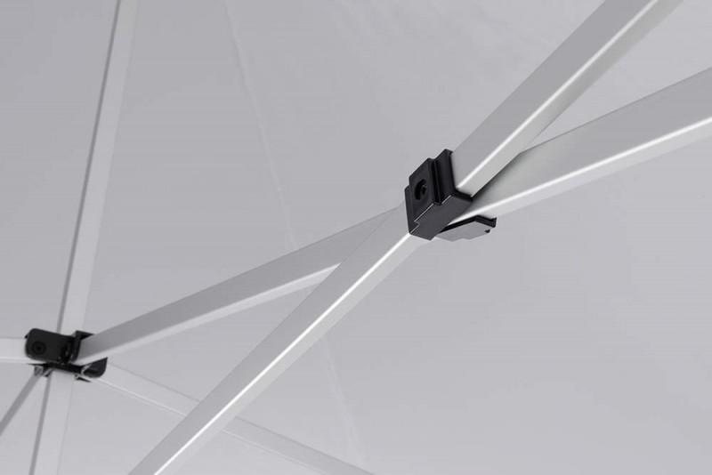 MVL-TENT® Serie 45 Premium - Verbindng der Dachprofile
