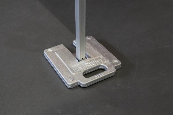 MVL-TENT® Faltzelt Gewichte 10 kg   Alle Serien