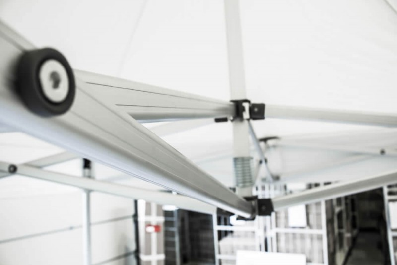 MVL-TENT® Profi Dach Faltsystem - Serie 60 eXpert