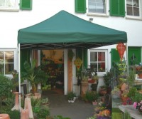 Überdachungmöglichkeiten für Ladenbesitzer mit Außenbereich