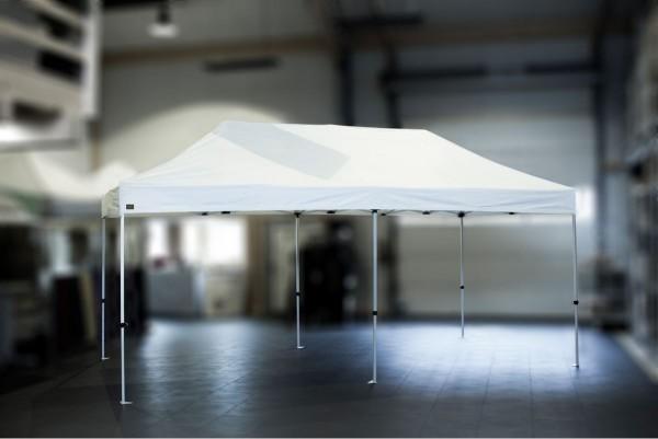 MVL-TENT® Alu Faltzelt Serie 37, Größe: 3x6m | Restposten, gebraucht