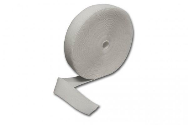 Klettverschluss zum Annähen, Breite: 16 bis 50 mm   Industriequalität.