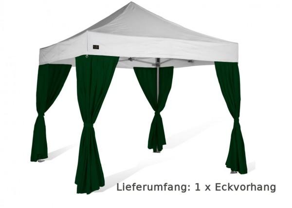 MVL-TENT ® Eckvorhänge für Faltpavillons, Farbe: Grün | Alle Serien | Restposten