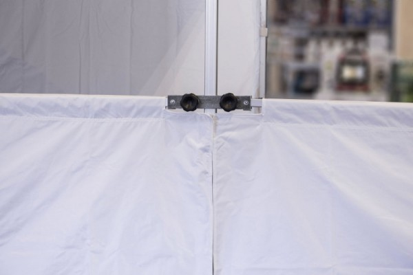 MVL-TENT® Verbindungsschelle 180° für Querstangen