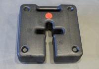MVL-TENT® Wasser-Gewichte für Faltzelte, Gewicht befüllt 10 kg. | Alle Serien