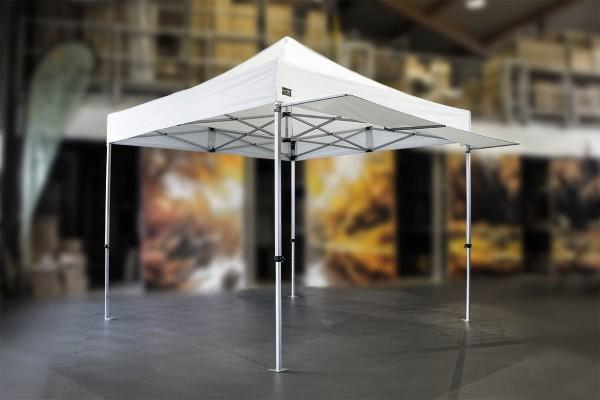 MVL TENT® Vordach Standard für Faltzelte / Marktzelte