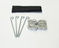 MVL-TENT® Standard Befestigungsset für Faltzelte