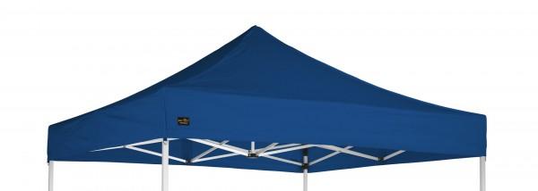 MVL-TENT® Dach für 3 x 3 Meter Faltpavillon. Farbe: Blau.   Restposten, Sonderpreis