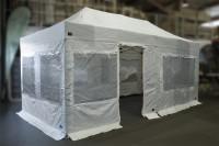 MVL-TENT® RESCUE Faltpavillon-Set   Serie 60 eXpert 4x4 4x6 4x8