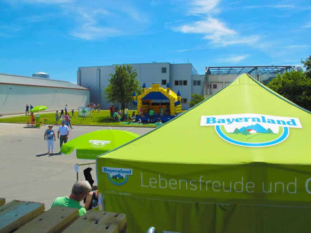 MVL-TENT® Faltzelt Bayerland EG